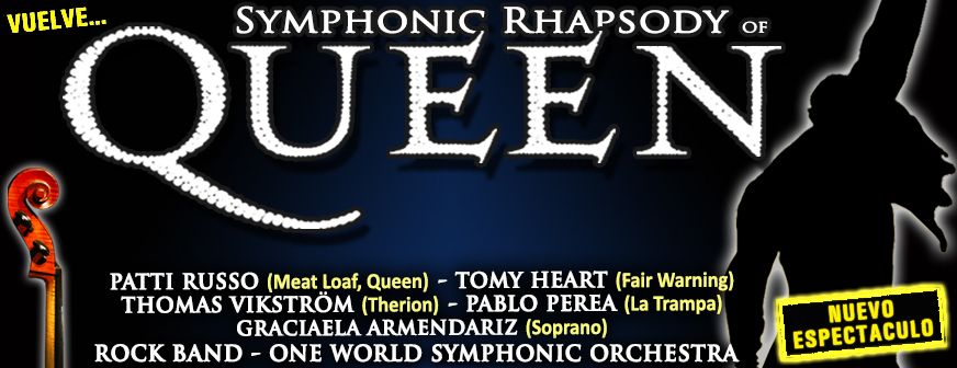 Symphonic Rhapsody of Queen 2017