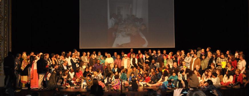 Gipuzkoa Solidaria: Gala SOS Racismo