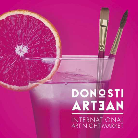 DonostiArtean International Art Night Market