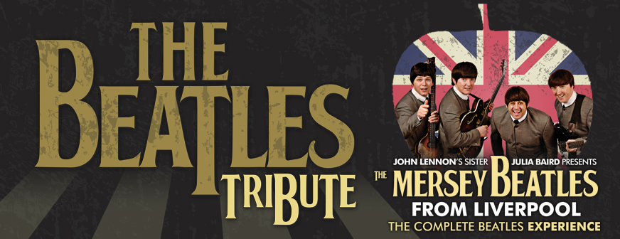 Tribute  Beatles  –  Mersey  Beatles