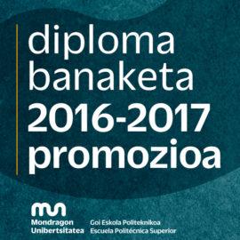Mondragon diploma banaketa 572x572
