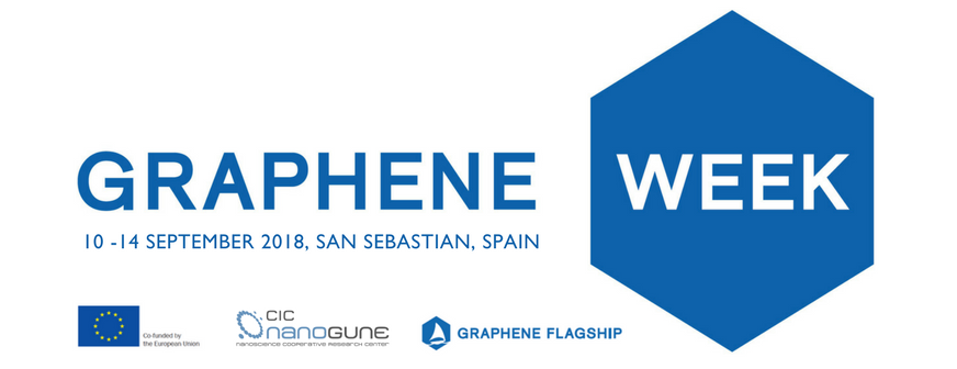 Graphene Week – the Graphene Flagship International Conference