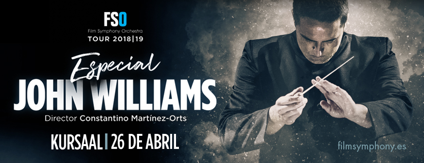 FSO Tour 2018/19: Especial John Williams, Programa II