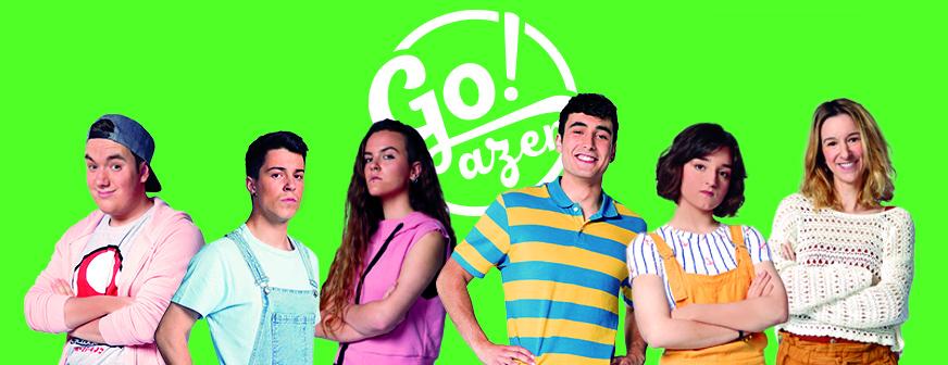 GO!AZEN  5.0  –  Antzerkia