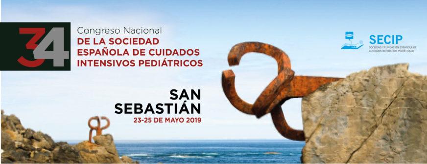 34 Congreso Nacional de la Sociedad Española de Cuidados Intensivos Pediátricos