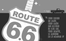 """ROUTE 6.6"""
