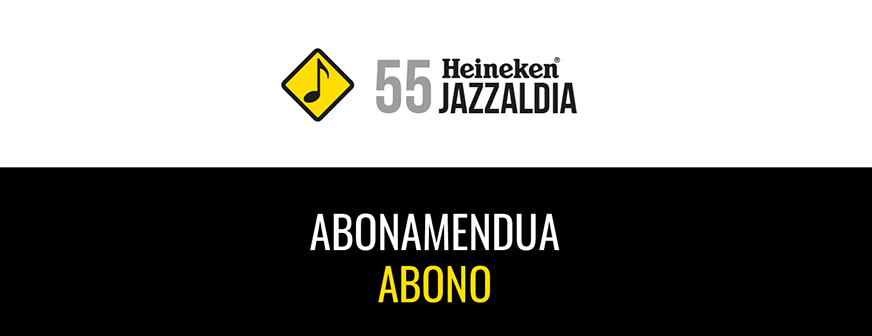 55 Heineken Jazzaldia: Kursaal afternoon season ticket (4 concerts)
