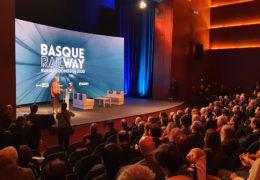 Jornada Basque Railway sala de cámara Kursaal