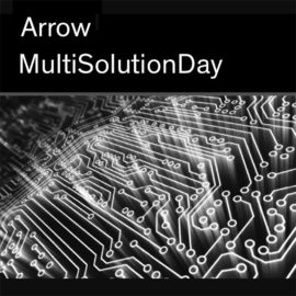 Arrow Multisolution cartel cuadrado