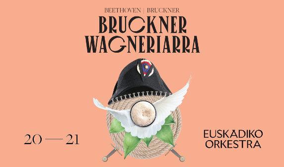EUSKADIKO ORKESTRA – TEMPORADA DE ABONO BRUCKNER WAGNERIARRA