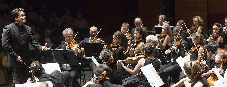 81 Quincena Musical: Euskadiko Orkestra